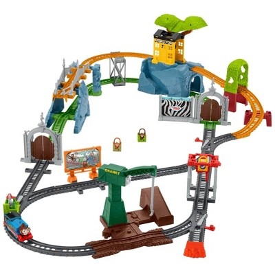 Thomas & Friends - Animal Park Monkey Adventure Set