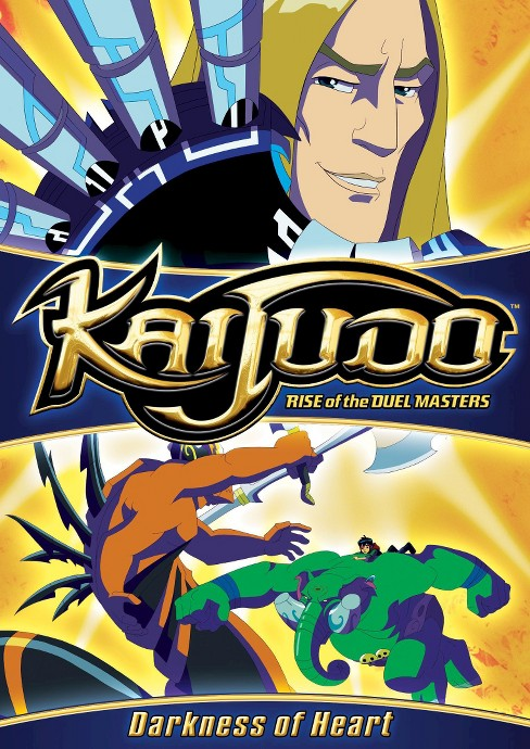 Kaijudo Rise Of The Duel Masters:Dark (DVD) - image 1 of 1