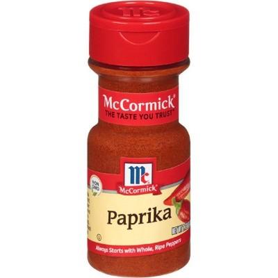 McCormick Paprika - 2.12oz