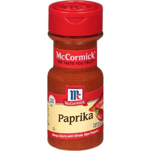 McCormick Paprika - 2.12oz - image 1 of 4