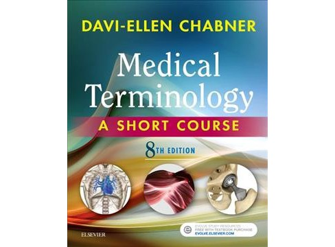 Medical Terminology : A Short Course (Paperback) (Davi-Ellen Chabner) - image 1 of 1