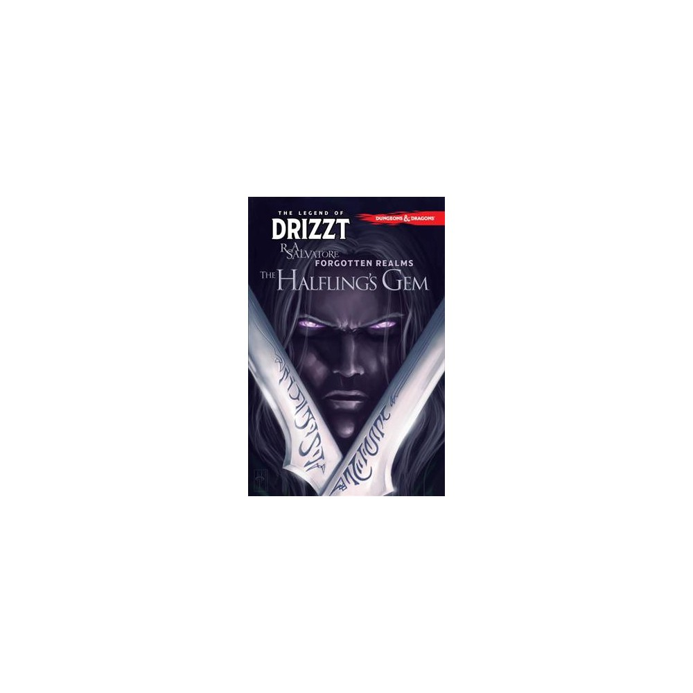 Dungeons & Dragons The Legend of Drizzt 6 : The Halflings Gem (Paperback) (R. A. Salvatore & Andrew Dungeons & Dragons The Legend of Drizzt 6 : The Halflings Gem (Paperback) (R. A. Salvatore & Andrew