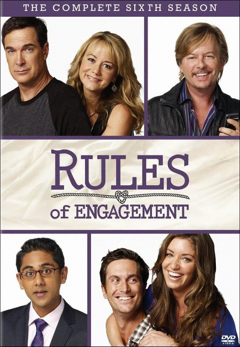 Rules of engagement:Complete 6th ssn (DVD) - image 1 of 1
