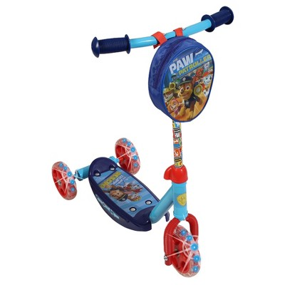 PAW Patrol 3-Wheel Scooter with Lighted Wheels