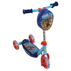 Paw Patrol 3-Wheel Scooter with Lighted Wheels, Kids Unisex