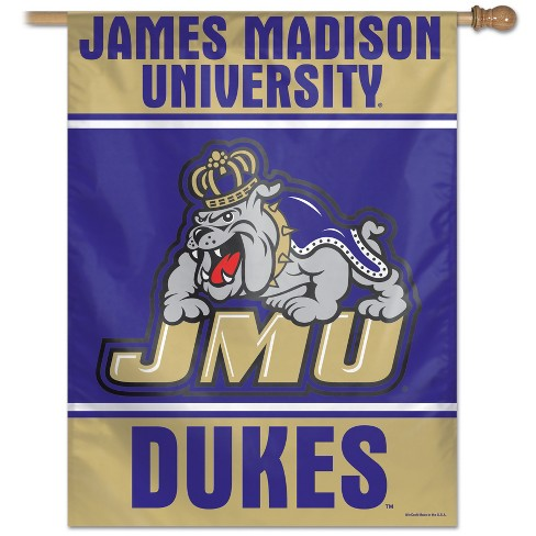 NCAA James Madison Dukes Vertical Banner - image 1 of 1