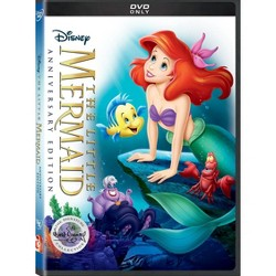 The Little Mermaid 30th Anniversary Signature Collection(DVD)