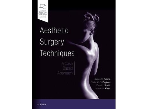 Aesthetic Surgery Techniques : A Case-Based Approach -  (Hardcover) - image 1 of 1