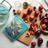 Stasher Reusable Food Storage Half Gallon Bag - Aqua - image 4 of 4