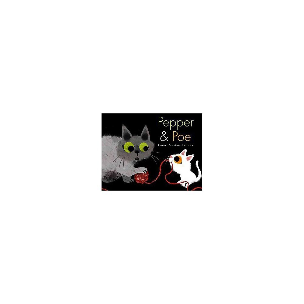 Pepper & Poe (Hardcover), Books