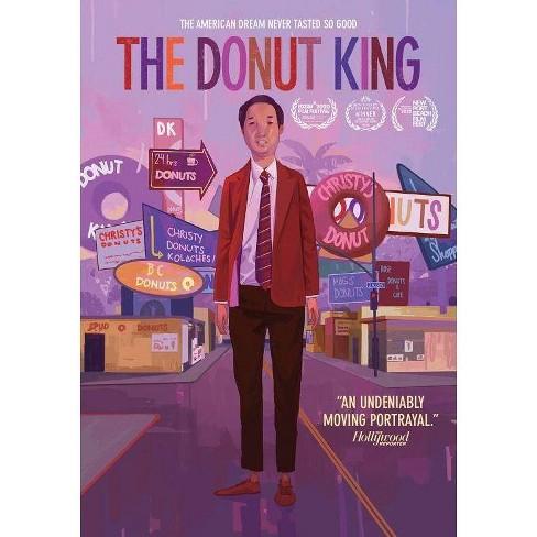 The Donut King (dvd)(2020) : Target