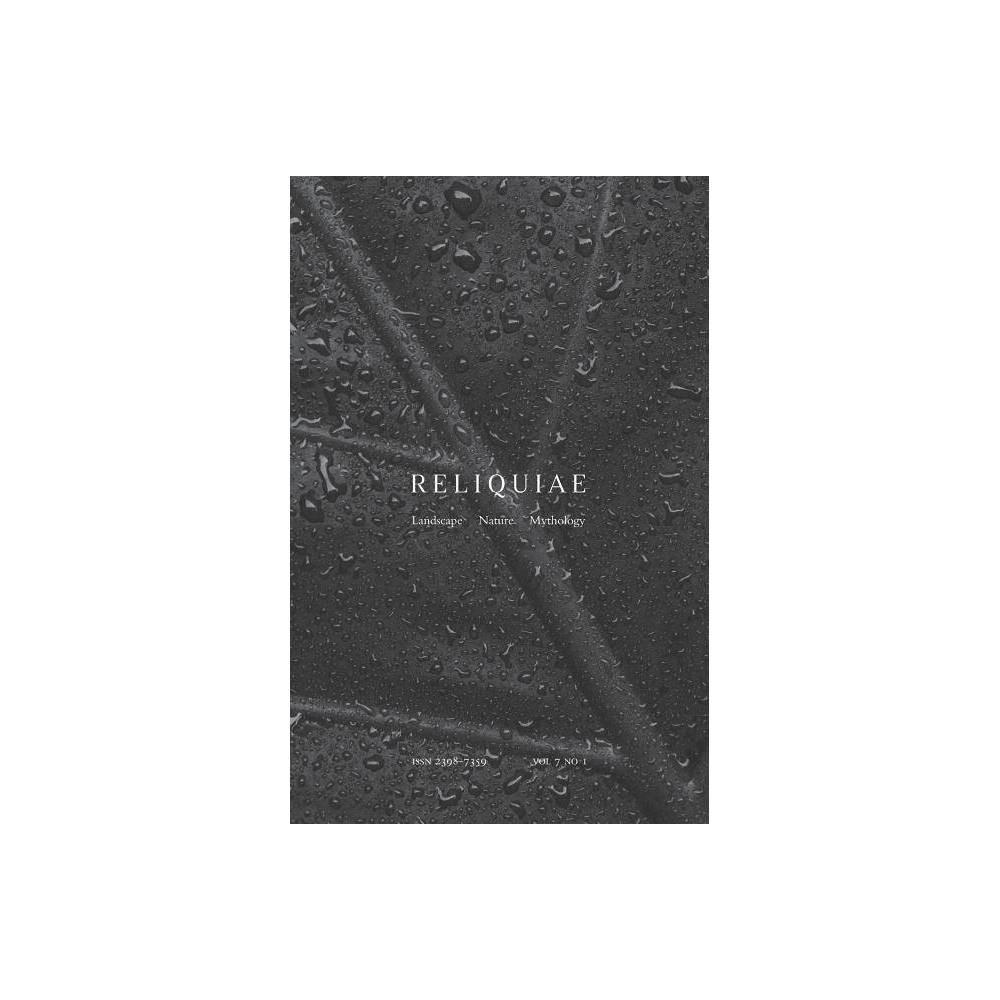 Reliquiae By Autumn Richardson Richard Skelton Paperback