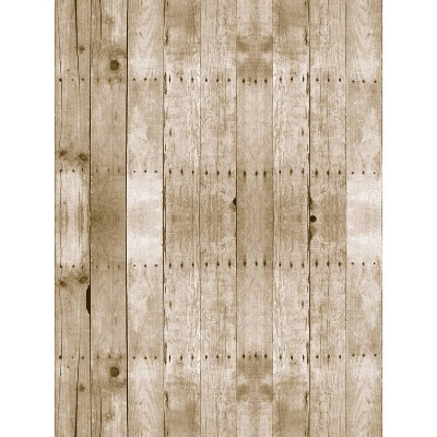 4pk 4'x12' Fadeless Bulletin Board Art Paper Weathered Wood - Pacon