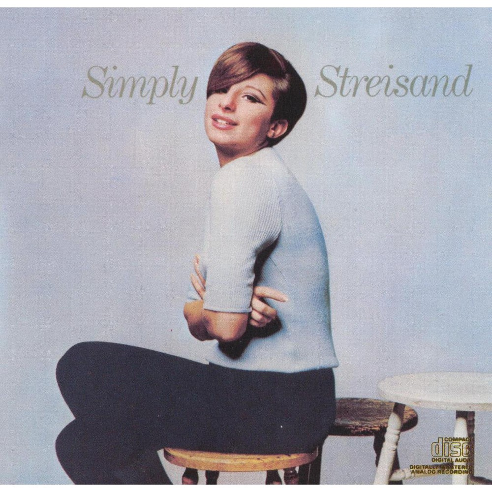 Barbra Streisand - Simply Streisand (CD)
