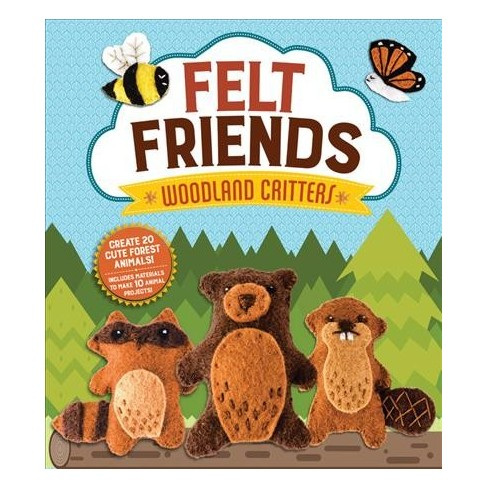 cbffb5944a7712 Woodland Critters (Paperback) (Aimee Ray)   Target