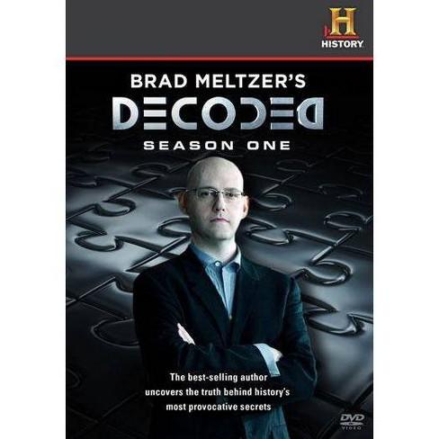 Brad Meltzer's Decoded: Season 1 (DVD) - image 1 of 1