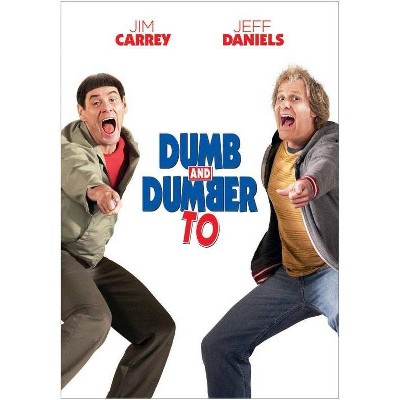 Dumb and Dumber To (DVD)