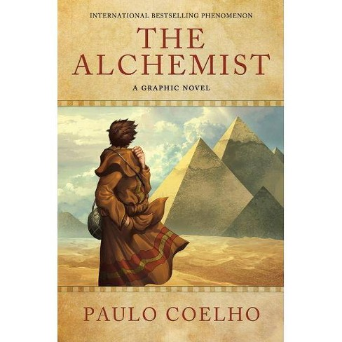 The Alchemist: A Graphic Novel - By Paulo Coelho (Hardcover) : Target