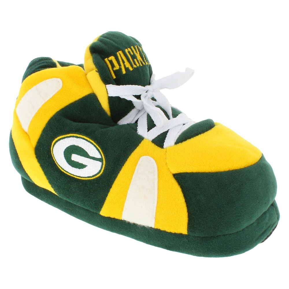 Comfy Feet NFL Green Bay Packers Slipper XL, Kids Unisex, Multicolored
