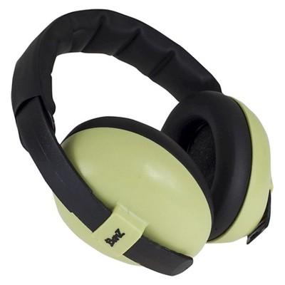 Baby Banz Infant Hearing Protection Earmuffs - Light Green