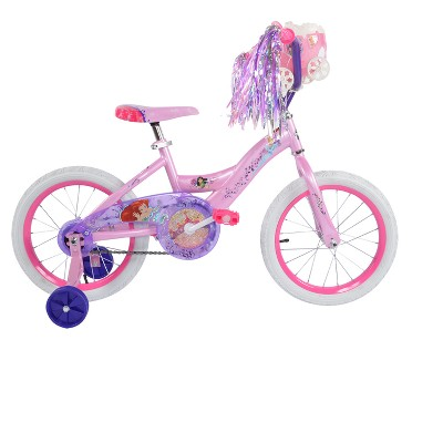 "Huffy Disney Princess 16"" Kids' Bike - Pink"