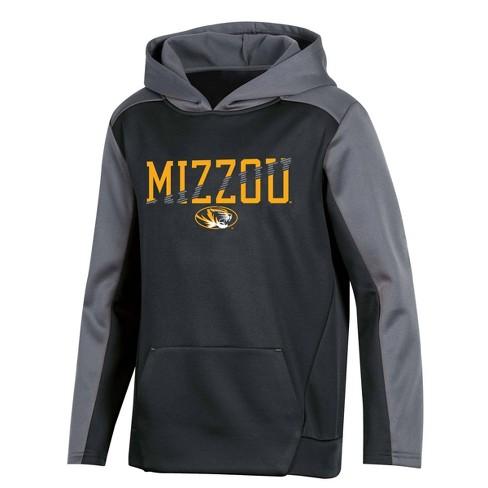 NCAA Missouri Tigers Boys' Long Sleeve Pullover Hoodie  - image 1 of 2