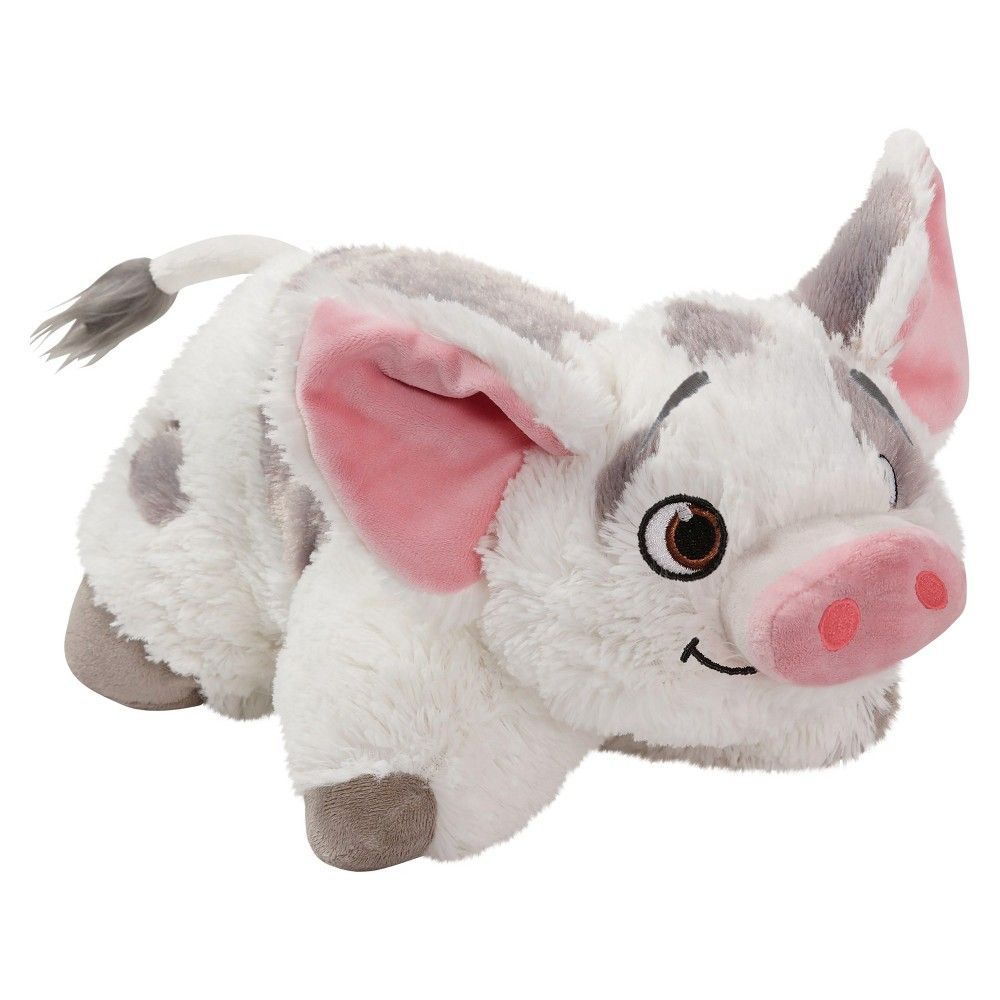 Image of Disney Moana Pua Pillow Pet Pink - Pillow Pets