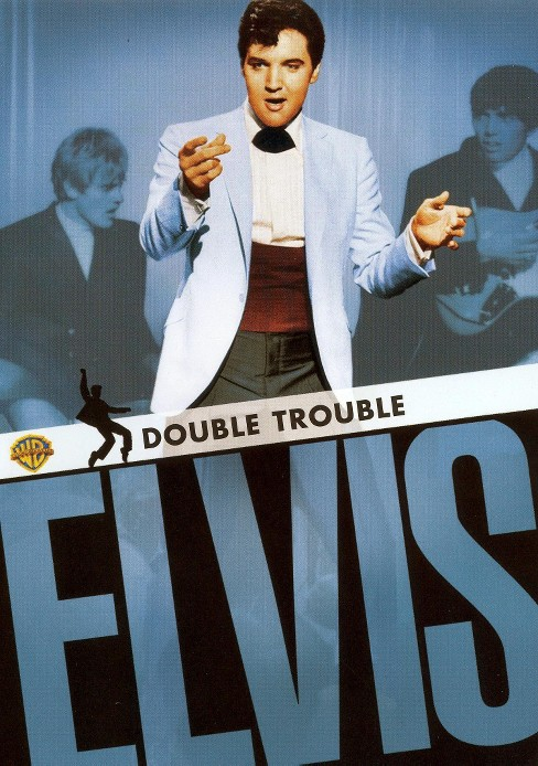 Double trouble (DVD) - image 1 of 1