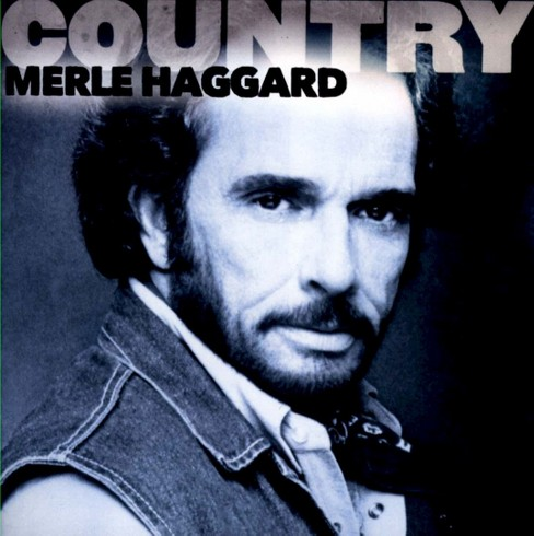 Merle haggard - Country:Merle haggard (CD) - image 1 of 1