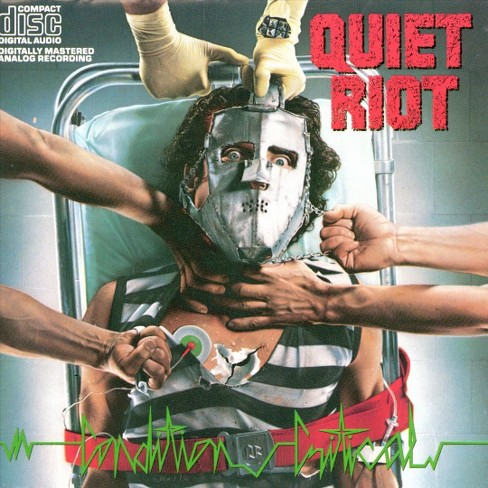 Quiet riot - Condition critical (CD) - image 1 of 1