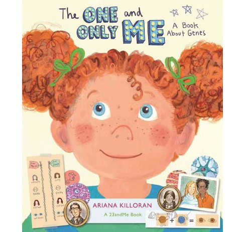 One and Only Me : A Book About Genes (Hardcover) (Ariana Killoran) - image 1 of 1