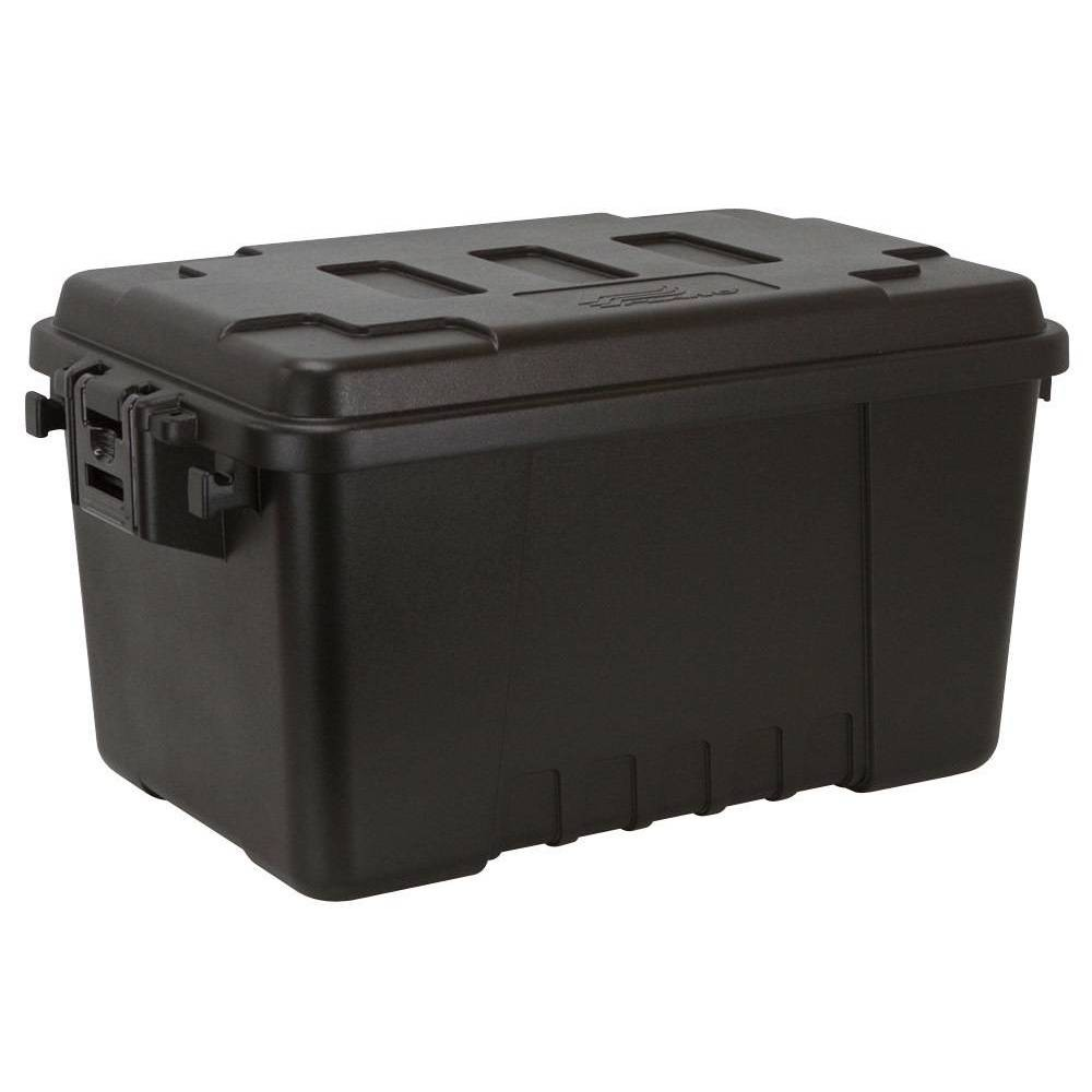 Image of Plano 56qt Storage Trunk Black