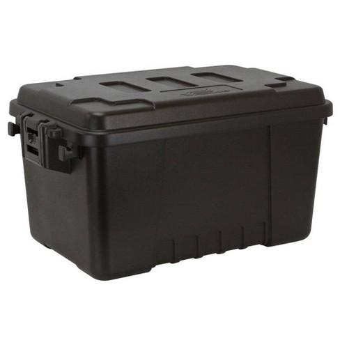Plano 56qt Storage Trunk Black - image 1 of 3