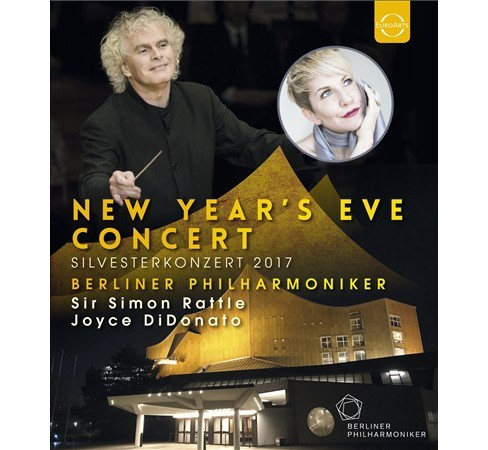 Berliner Philharmoni - New Year's Eve Concert 2017 (DVD) - image 1 of 1