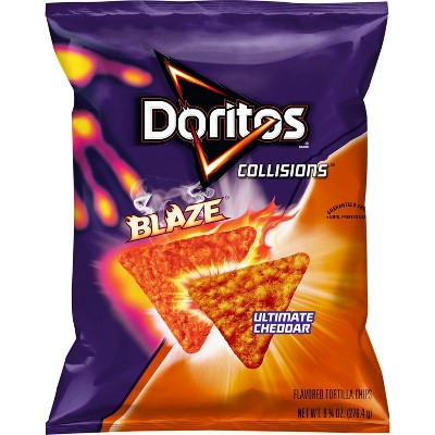 Tortilla & Corn Chips: Doritos Collisions Blaze