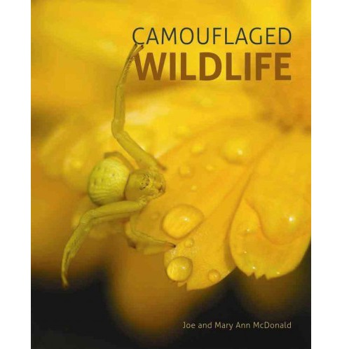 Camouflaged Wildlife : How Creatures Hide in Order to Survive -  by Joe McDonald (Hardcover) - image 1 of 1