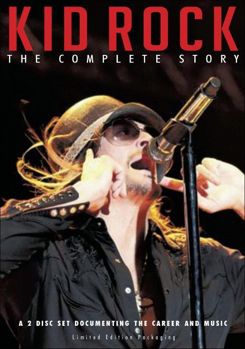 Complete story:Kid rock (DVD) - image 1 of 1