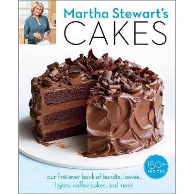 Martha Stewart's Cakes (Paperback)by Martha Stewart Living