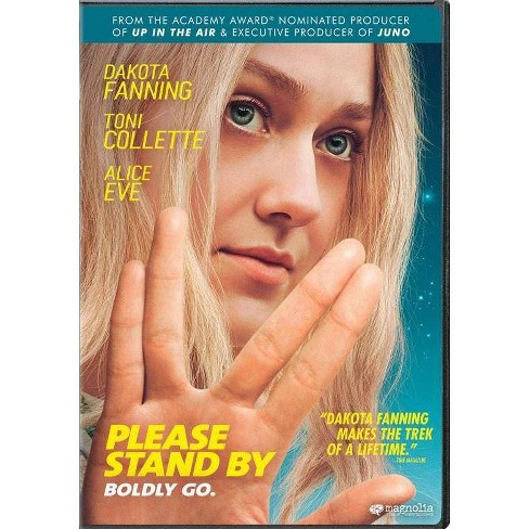Please Stand By (DVD) - image 1 of 1