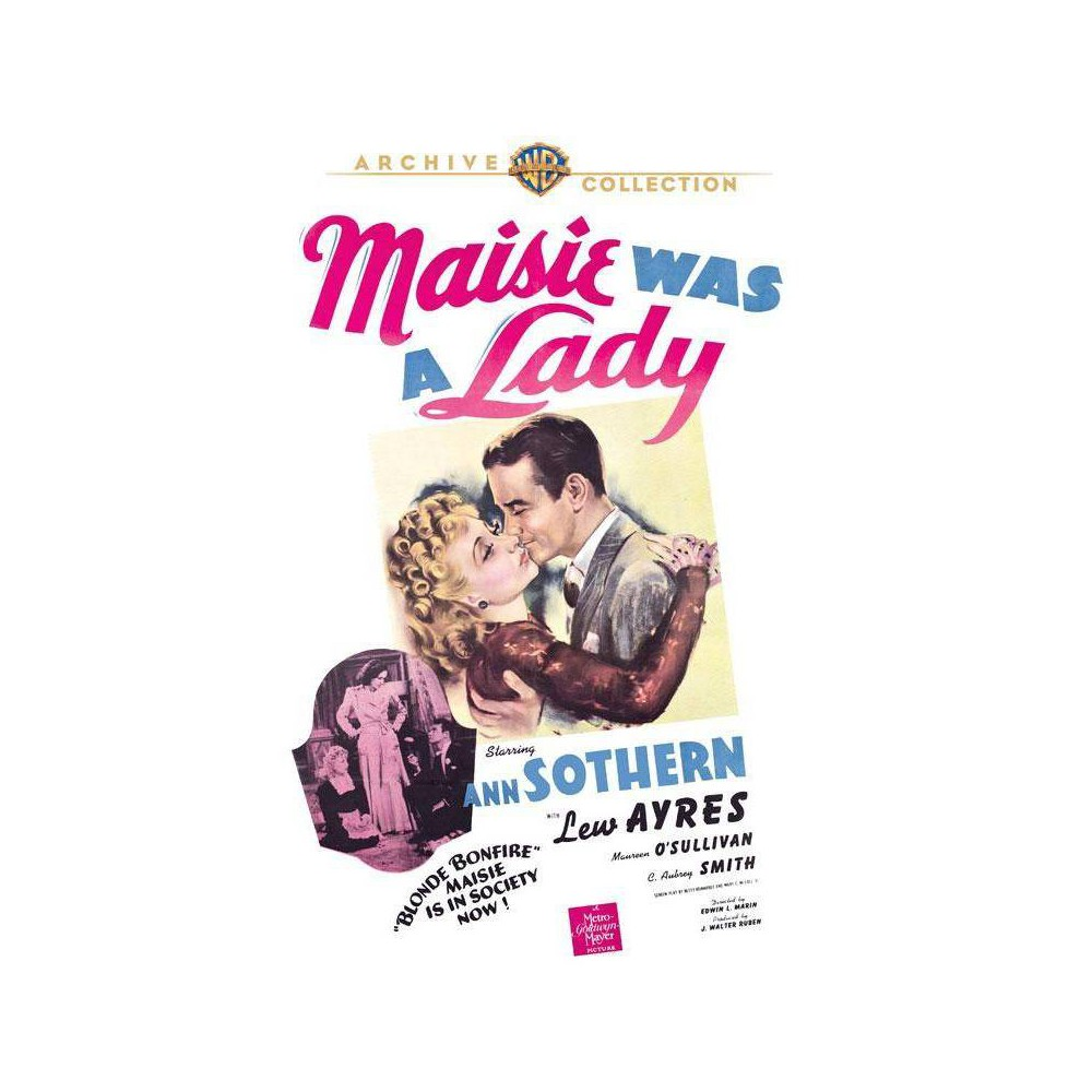 Maisie Was A Lady Dvd 2015