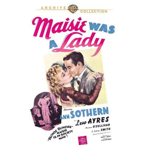 Maisie was a Lady (DVD) - image 1 of 1