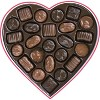 Russell Stover Valentine's Assorted Chocolates Red Foil Heart - 14oz - image 3 of 3