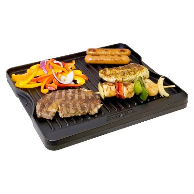 Camp Chef Reversible Cast Iron Grill / Griddle - 14 x 16 (Inch)