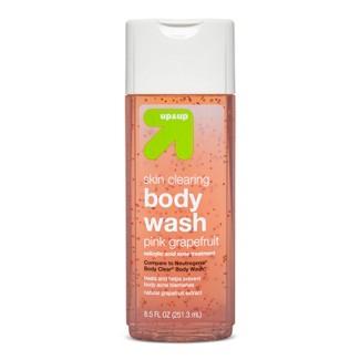 Grapefruit Body Wash - 8oz - Up&Up™ (Compare to Neutrogena Body Clear Body Wash)