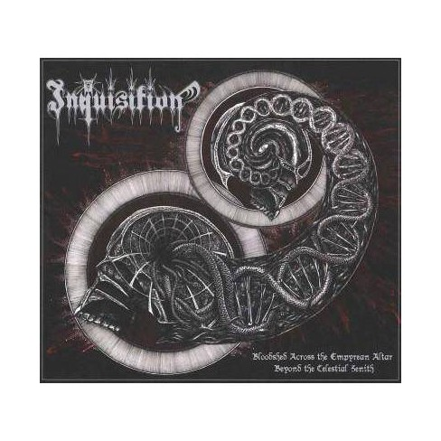 Inquisition - Bloodshed Across The Empyrean Altar Beyond The Celestial Zenith (CD) - image 1 of 1