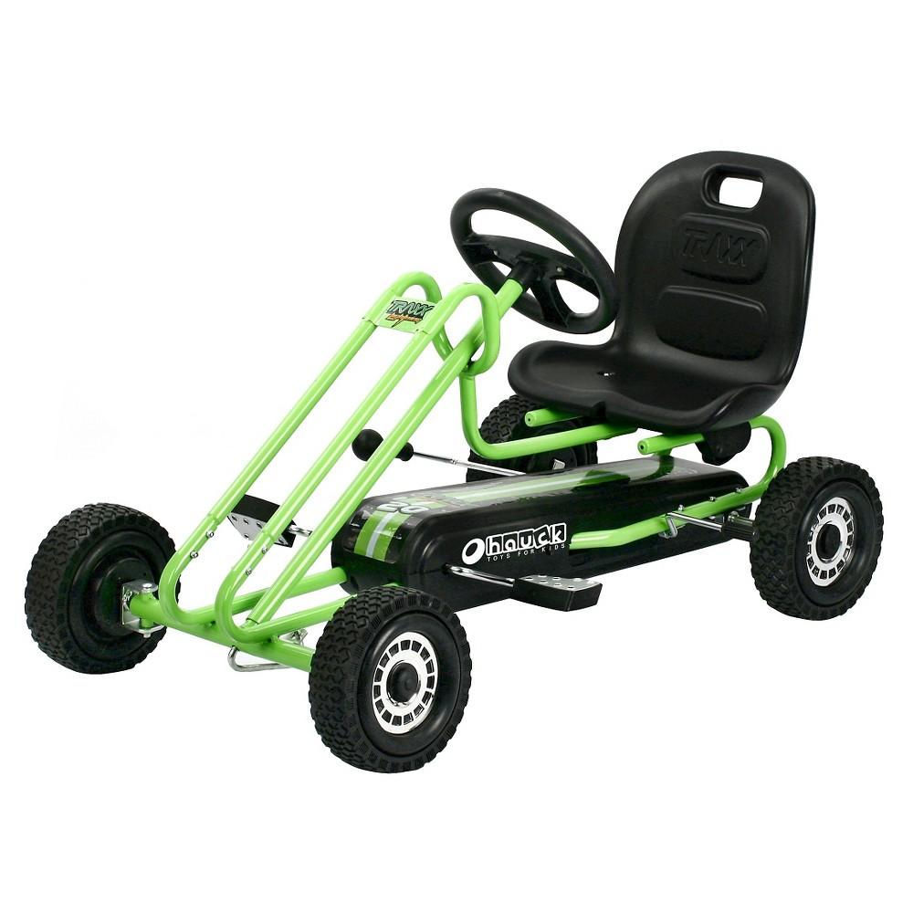 Hauck Lightning Go Kart - Race Green