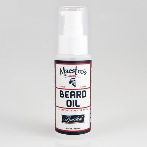 Maestro's Spirited Blend Classic Dry Beard Oil - 2 fl oz - image 1 of 4