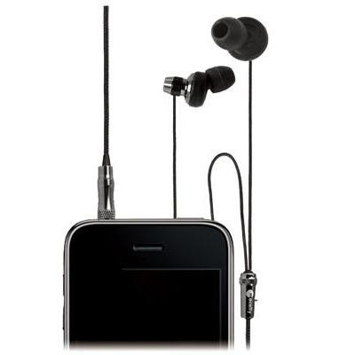 Macally HiFi Sound Earbuds + Microphone