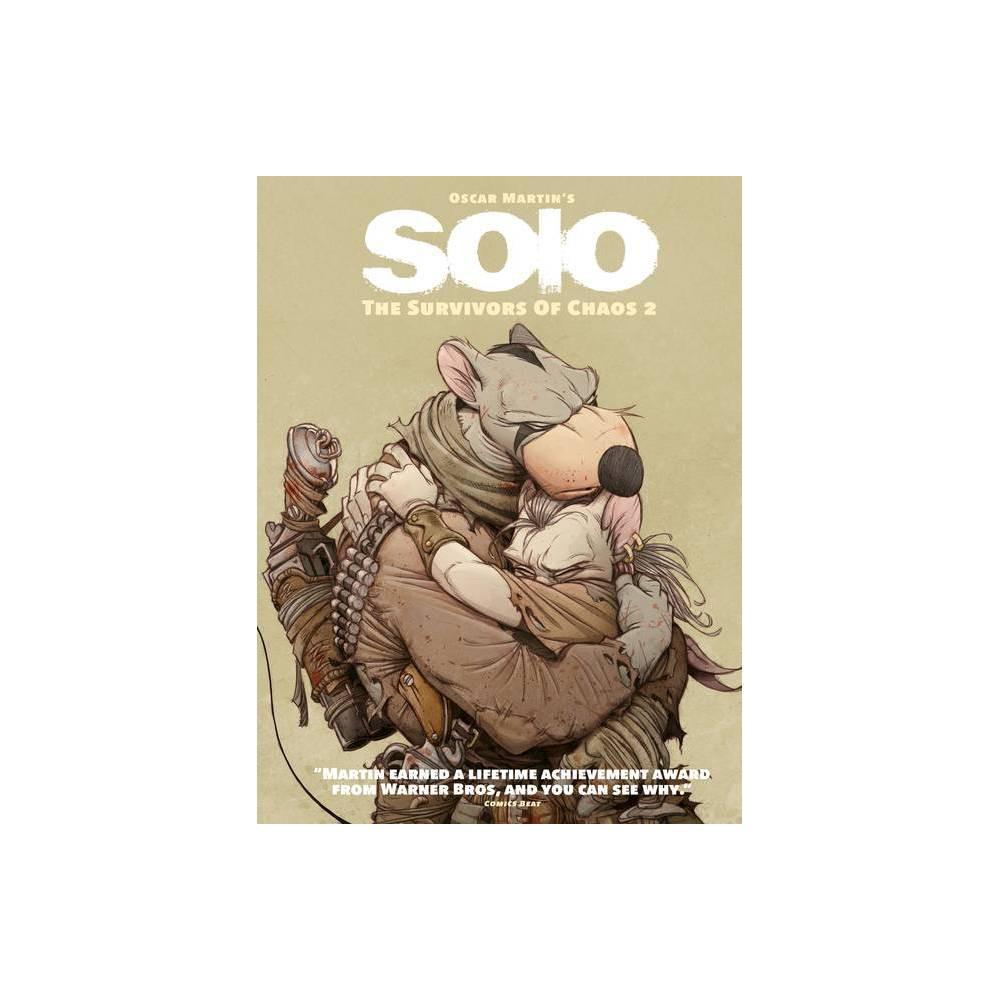 Oscar Martin S Solo Vol 2 Hardcover