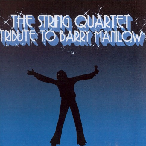 Various - Sq tribute to barry manilow (CD) - image 1 of 1